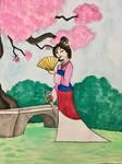 WC Princess Series: Mulan