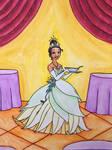 WC Princess Series: Tiana