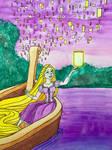 WC Princess Series: Rapunzel