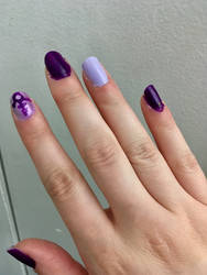 Nails for Prince by EmilyDfan