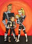 The Monmouth Family by EmilyDfan