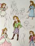 Disney OC: Lisa