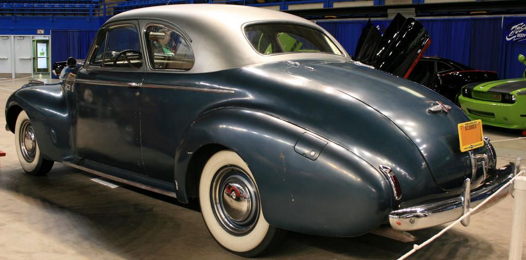 1940 Buick Super Club Coupe By Alfonzz On Deviantart