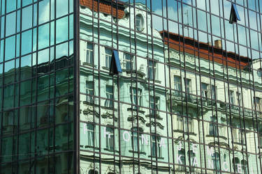Reflections of Praque