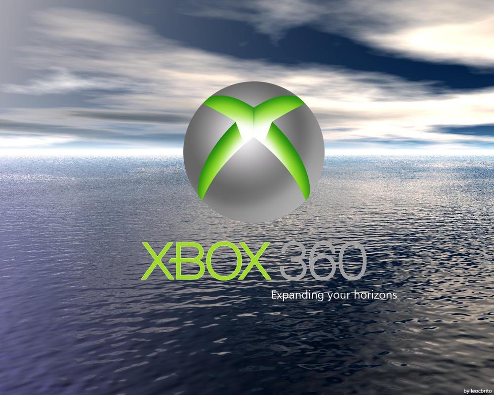xbox 360 wallpaper by leocbrito on deviantart