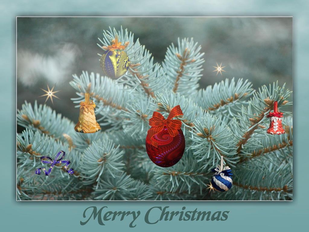 Merry Christmas by SvitakovaEva