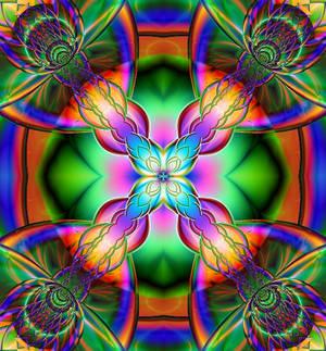 ultra fractal - wallpaper 2