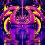 ultra fractal abstract by SvitakovaEva