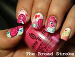 Nail Art: Pinkie Pie
