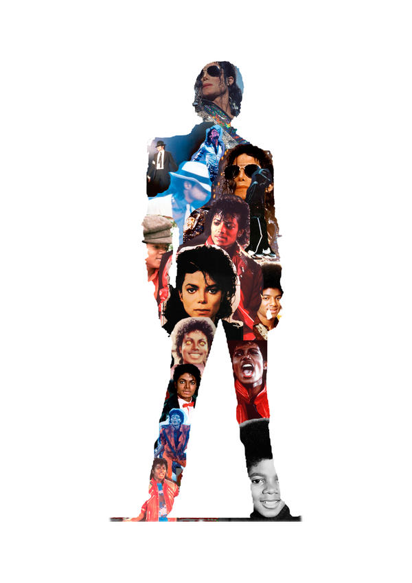 Michael Jackson Collage