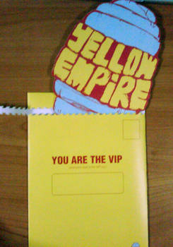 Yellow Empire Direct Mailer 2