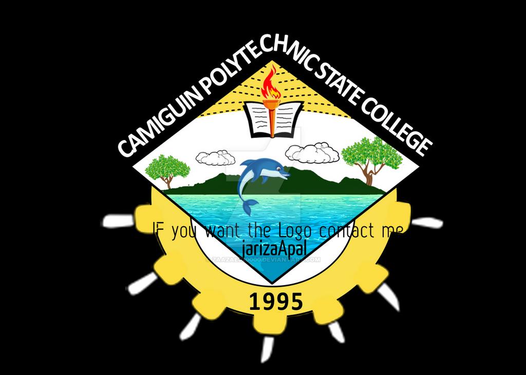 Camiguin Polytechnic State College Logo By ZaaZae820000