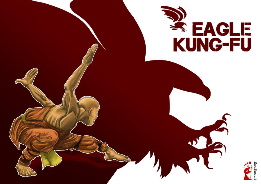 Kung Fu Eagle Style Kung-Fu - Eagle - Application