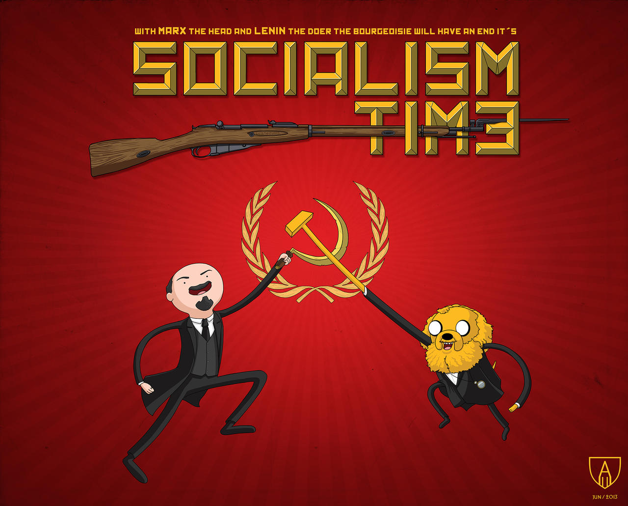 SOCIALISM TIME by  Socialism