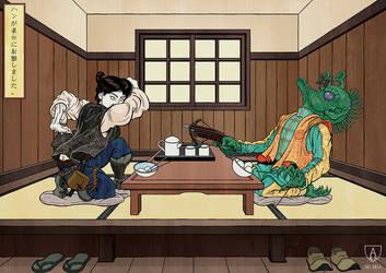 Samurai Wars II