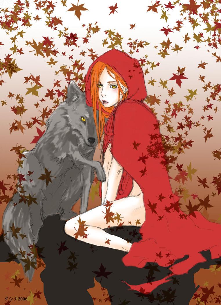 Red Riding Hood by TashinaJacob