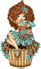 Cupcake by tinuleaf