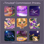 [CLOSED] Commission - Points or Paypal by tinuleaf