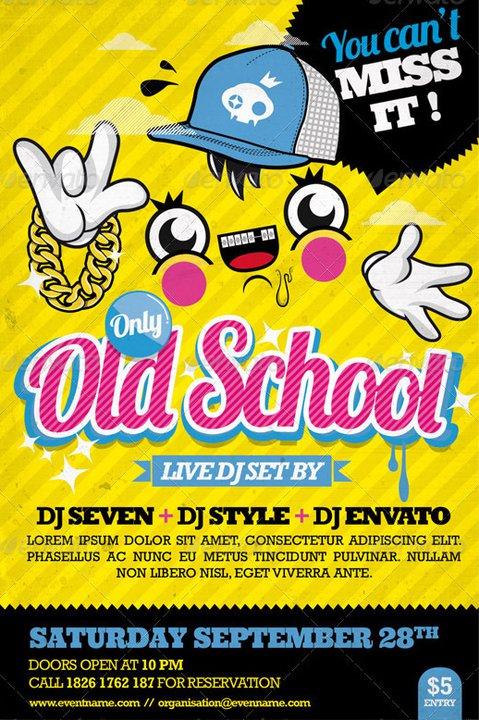 old school school flyers aildoc productoseb co