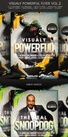 Visualy Powerful Flyer by oblik50