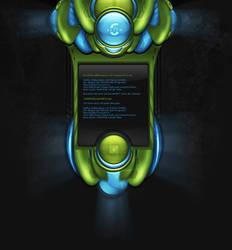 Alien Design v.6 by Jedi88