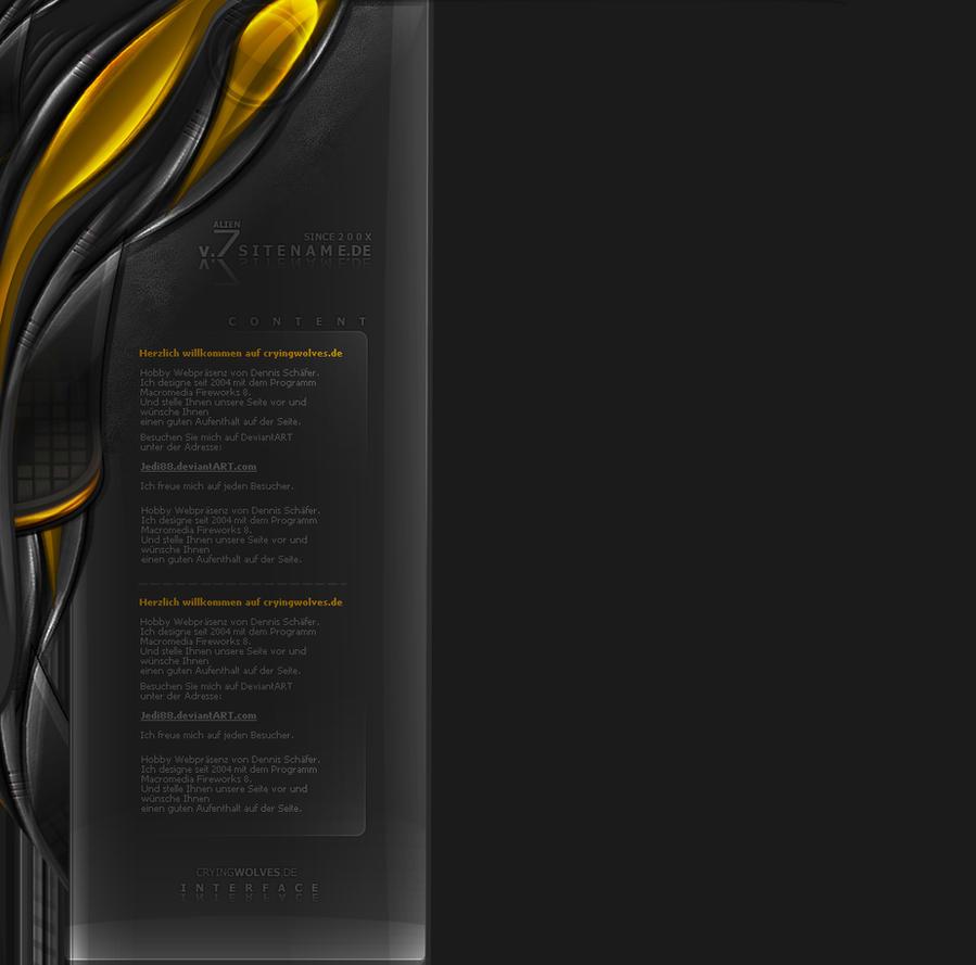 Alien Design v.7 by Jedi88