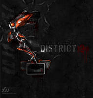 DISTRICT 9 by Jedi88