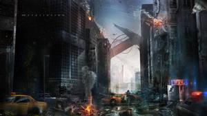 Concept City Down