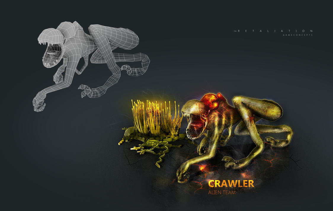 CRAWLER by Jedi88