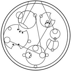 Gallifreyan: My Love