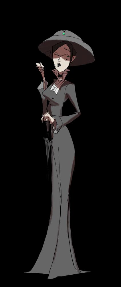 Lady Pisty