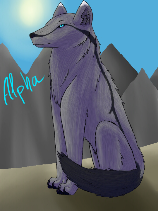 Alpha by AkakoToramaru