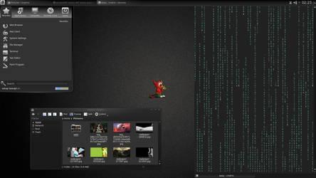 FreeBSD + KDE by chriptik