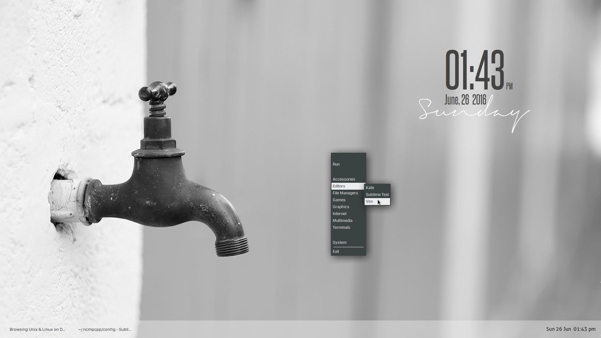 Arch + OB by chriptik