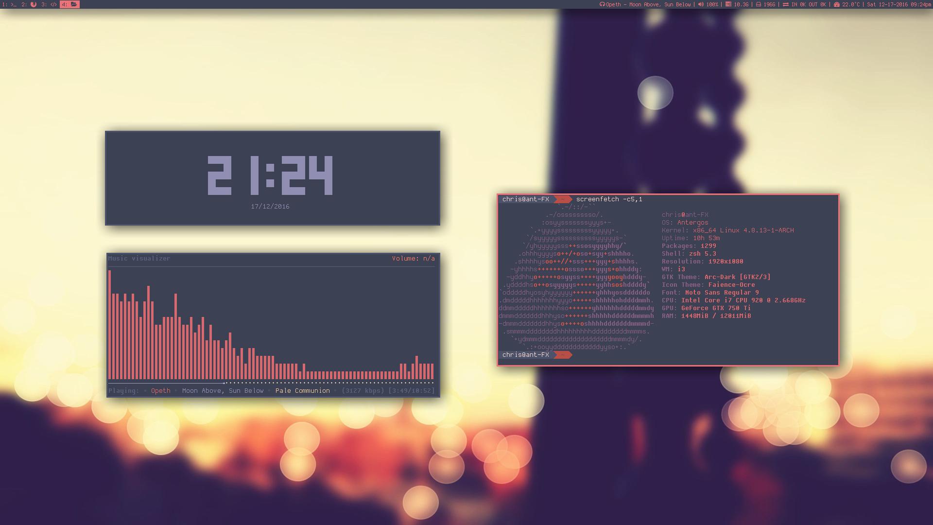 i3 . 2016.12.17 by chriptik