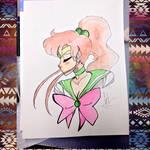 Sailor Jupiter!