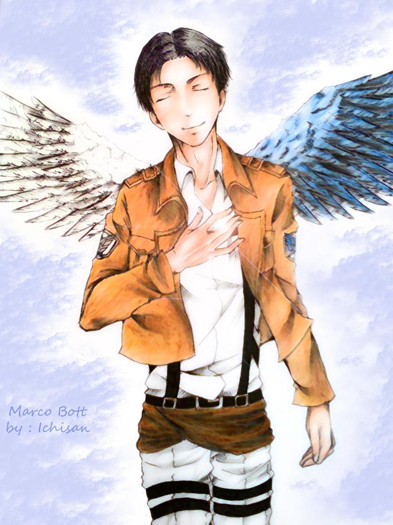 Angel!Marco Bodt by ika-ichisan on DeviantArt