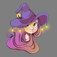 Witch by TheBiSKvit