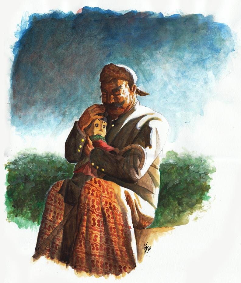 Pak Raden by gambaryance