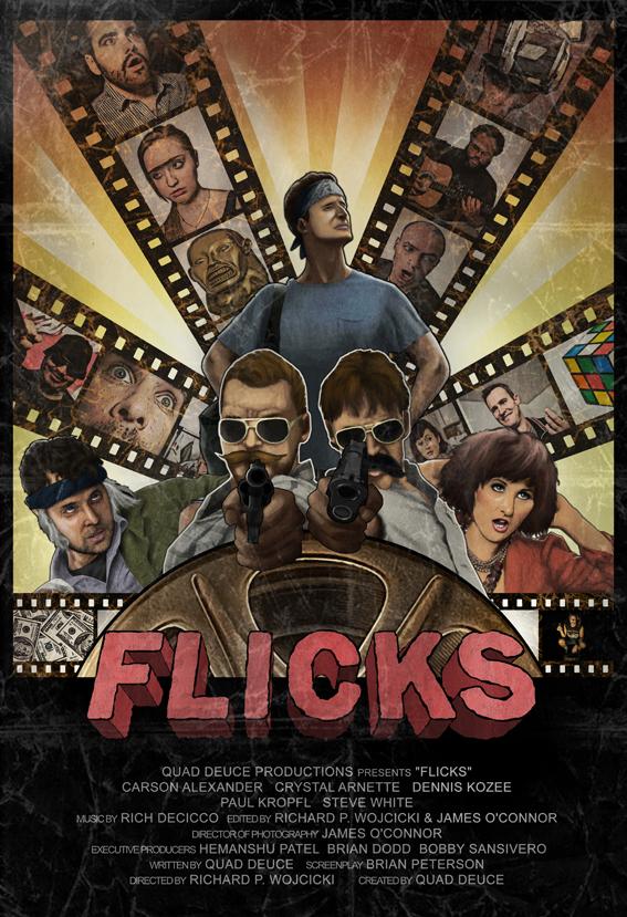 FLICKS by gambaryance