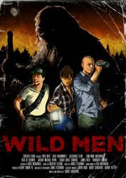 WILD MEN poster