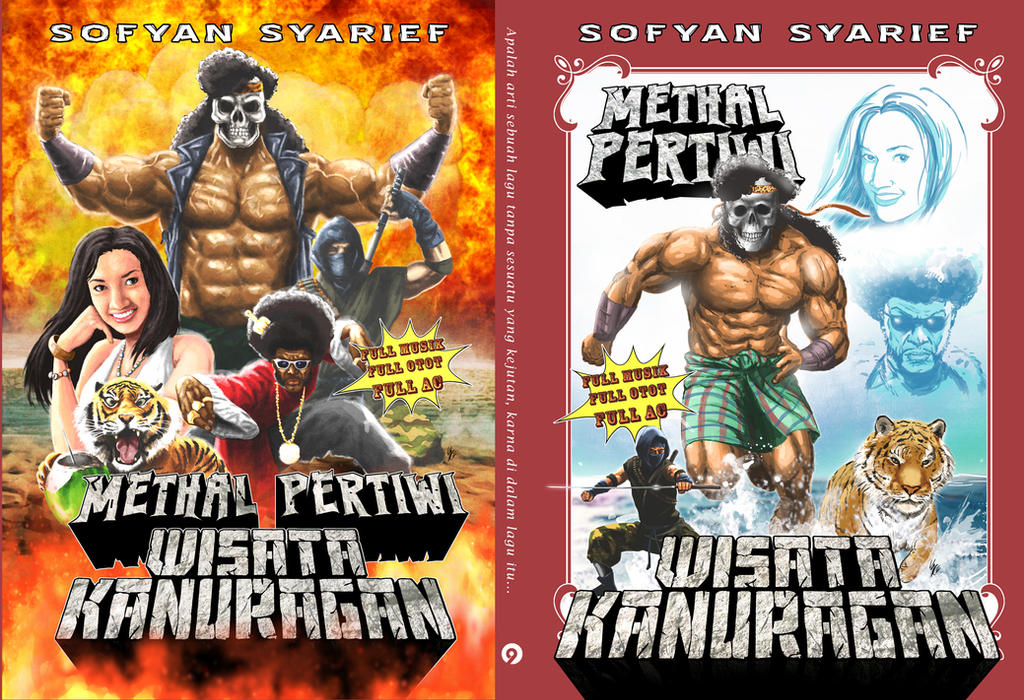 Methal Pertiwi II covers by gambaryance