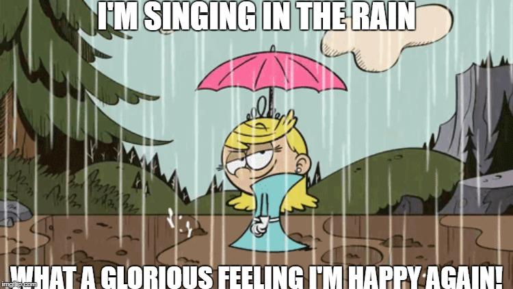 Good Morning Singing In The Rain Meme : Singing in the rain by funnytime on deviantart