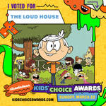 Vote For Loud House