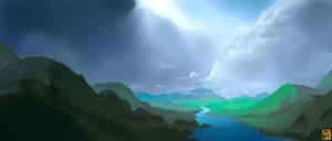 Sketch: Landscape