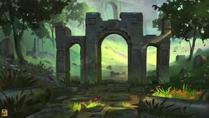 Ancient Gate