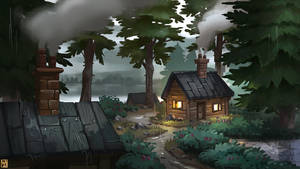 Commission: Small Hamlet