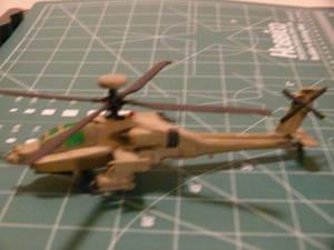 Mission Models Paint test Final Coat 3
