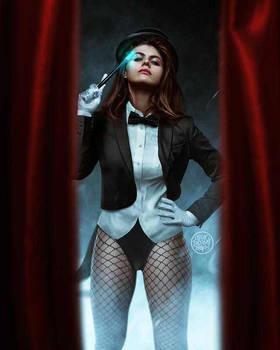 Magician's Assistant (Alexandra Daddario)