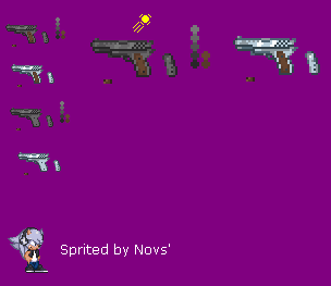Kaitos' Custom Weapon Sprites Guns_by_Novally